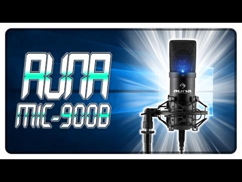 Neues Mikro!! Auna Mic-900B vs Logitech G35 ! Kleiner Soundcheck!