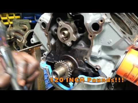 How to Install Ford 302 Timing Chain – WWW.JUNKYARDDOGGS.COM