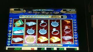 life of luxury bonus huge awesome win 23 diamonds
