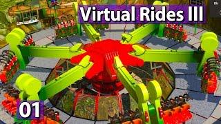 Virtual Rides 3 ► Fahrgeschäft Simulator Gameplay PREVIEW #1 deutsch german