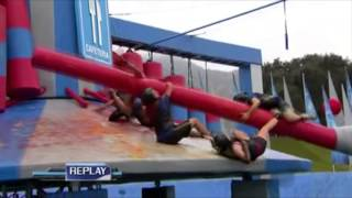 iHasCupquake on WIPEOUT!