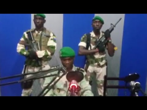 Gabon coup attempt: rebel chief arrested and two soldiers killed