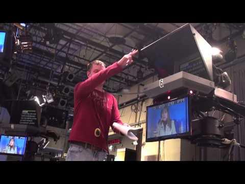 Behind the Scenes at FOX6: Floor Director