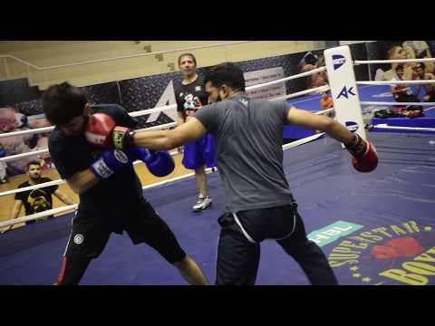 Boxing At Amir Khan Academy Islamabad