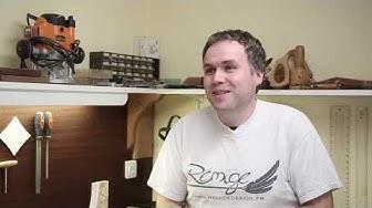 Charles-Antoine Cargill, talentueux luthier