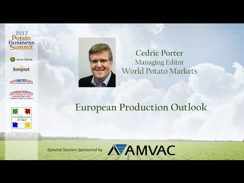 2017PBS - European Production: Cedric Porter, World Potato Markets