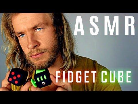 ASMR ~ Fidget Cube