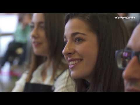 #CaféconEuropa arranca oficialmente en Azuqueca de Henares