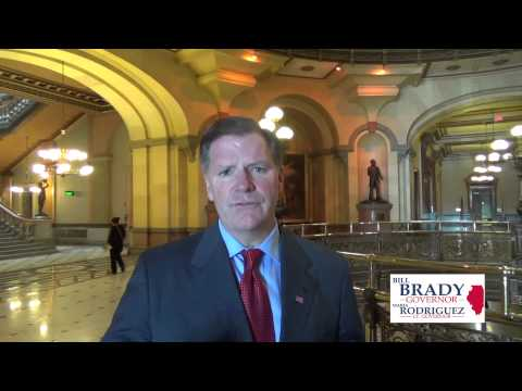 Brady's State of the State Response