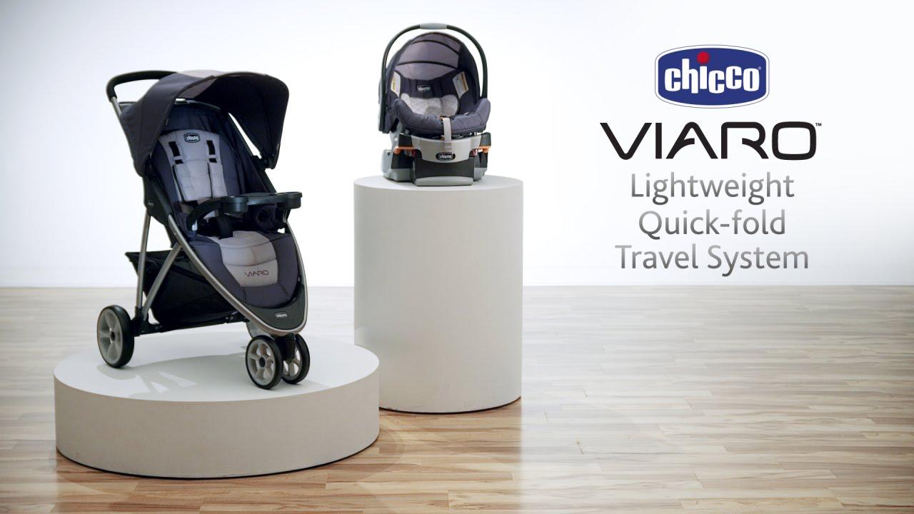 592da9c82 Chicco Viaro Travel System - Features - YouTube