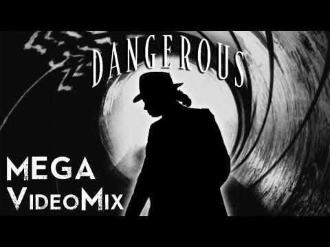 Michael Jackson - Dangerous | Mega VideoMix 2013