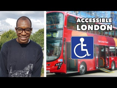 Accessible London Guide