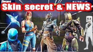 Skin secret season 7 and other new features to come Fortnite