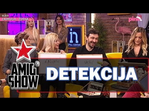 Detekcija - Ami G Show S12 - E16
