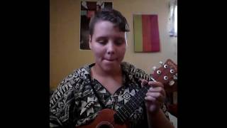 """""""Can't Help Falling In Love"""" - Elvis Presley - Cover (Kate Lopez)"""