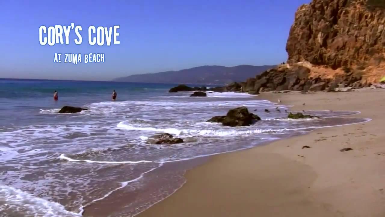 Corys Cove Zuma Beach Malibu California