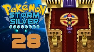 Egglocke sur Pokémon Storm Silver (FR) #28 : La Ligue Pokémon !