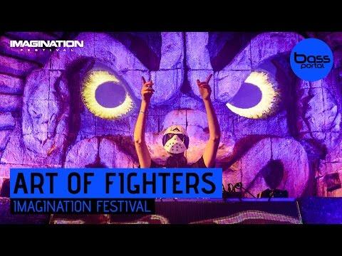 Art of Fighters - Imagination Festival 2016 [Bass Portal]