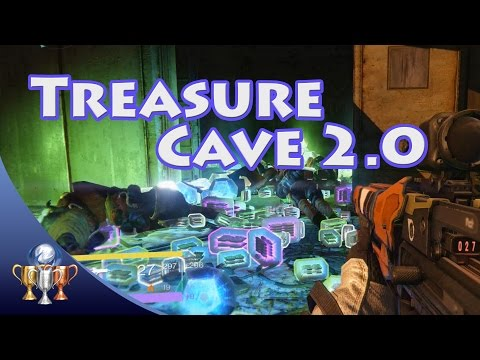 (NEW) Destiny Treasure Loot Cave 2.0 - Rocketyard Legendary Engram Farming - Works w/ Patch 1.0.2