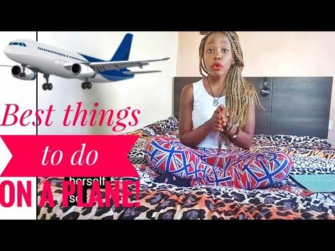 AIRPLANE/TRAVEL TIPS  FOR FLYING IN KENYA!!!