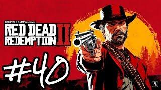 RABUNEK NA PEŁNYM MORZU - Let's Play Red Dead Redemption 2 #40 [PS4]