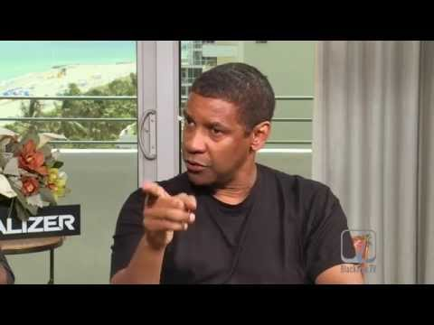 Equalizer  with Denzel and Antoine Fuqua