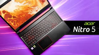 Acer Nitro 5 2020 Review - This Budget Gaming Laptop Is DIFFERENT