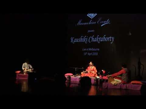 Yaad piya ki aaye - Kaushiki Chakrobarty