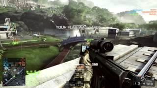 Lumphini Garden CTF - The chaos is back! - Battlefield 4 Dragon