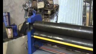 ВГМ 6х2000 АС - 3-х валковая механическая листогибочная машина (вальцы)(, 2014-05-21T18:18:26.000Z)