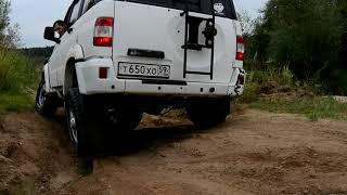 Блокировка ДАК на УАЗ Патриот (спустя 10 тыс. км проверка)