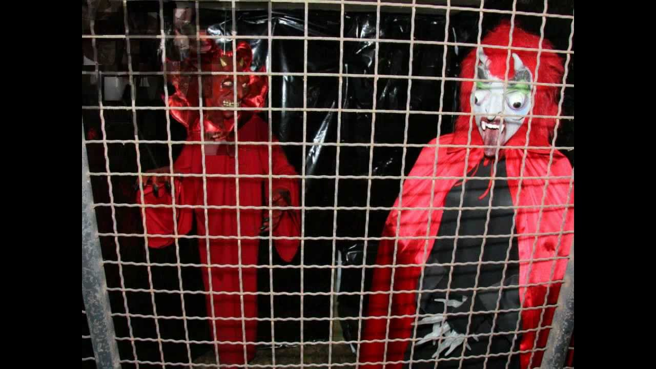 Halloween Straatversiering.Halloween Dijk Tongeren 2011