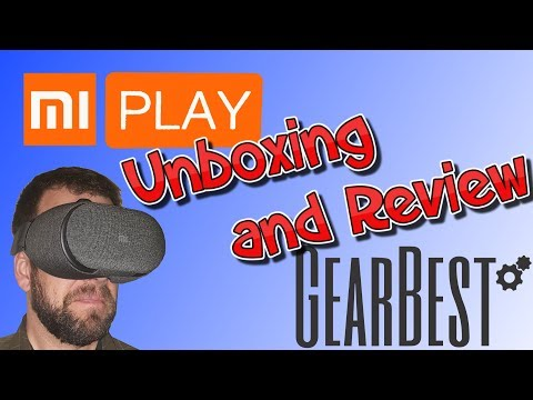 Xiaomi Play2 VR Headset - Unboxing and Review