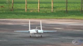 R/C Jet Coroplast Jet