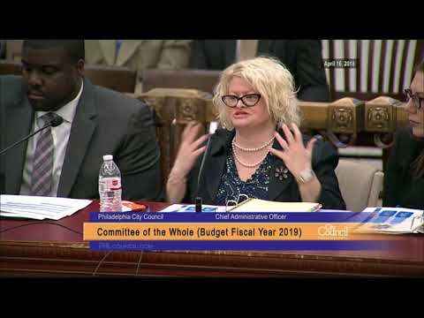 2019 Council Budget Center | Philadelphia City Council