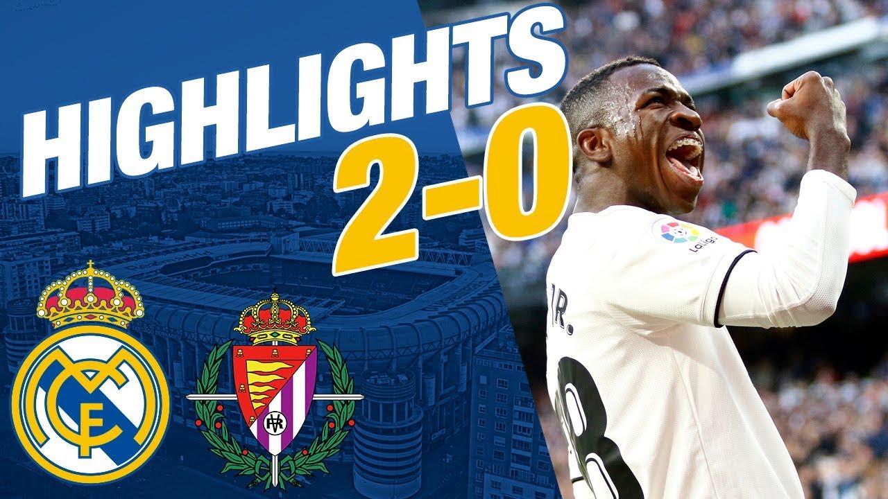 Real Madrid venci 3-2 al Villarreal por LaLiga en el Santiago ...