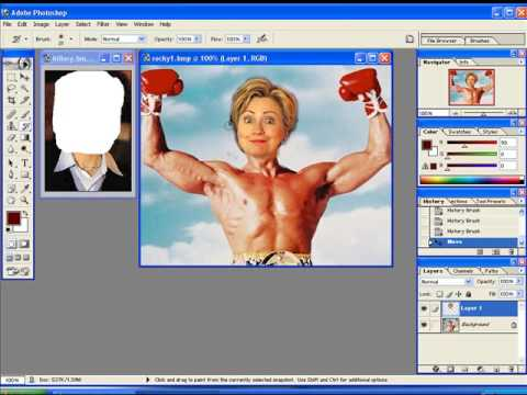 adobe photo shop how to