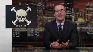 ALL THE JOKES Last Week Tonight with John Oliver - Death Investigations May 19 2019 S06E12 05/19/19