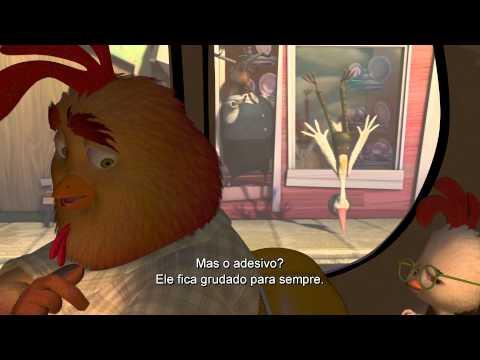 Trailer do filme O Galinho Chicken Little