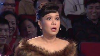 vietnams got talent 2016 - ngo ngang voi thi sinh bat lai giam khao viet huong