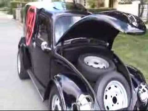 Volkswagen Beetle Vandetta - YouTube