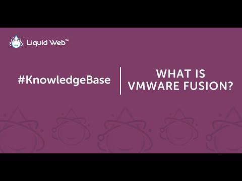 What is VMware Fusion?