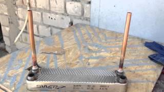 Тепловой насос воздух-вода для отопления или нагрева воды. Своими руками ч.1(Тепловой насос воздух-вода для отопления или нагрева воды. Своими руками., 2015-09-25T05:41:25.000Z)