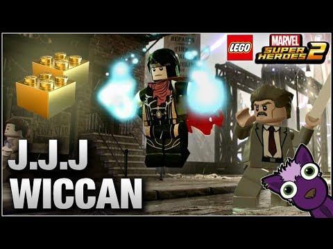 LEGO Marvel Superheroes 2 - Frases de madre en MANHATTAN NOIR