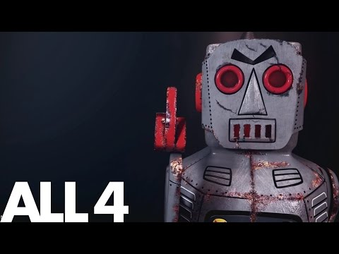 Bad Robots | Episode 1: Say Cheese | Comedy Blaps