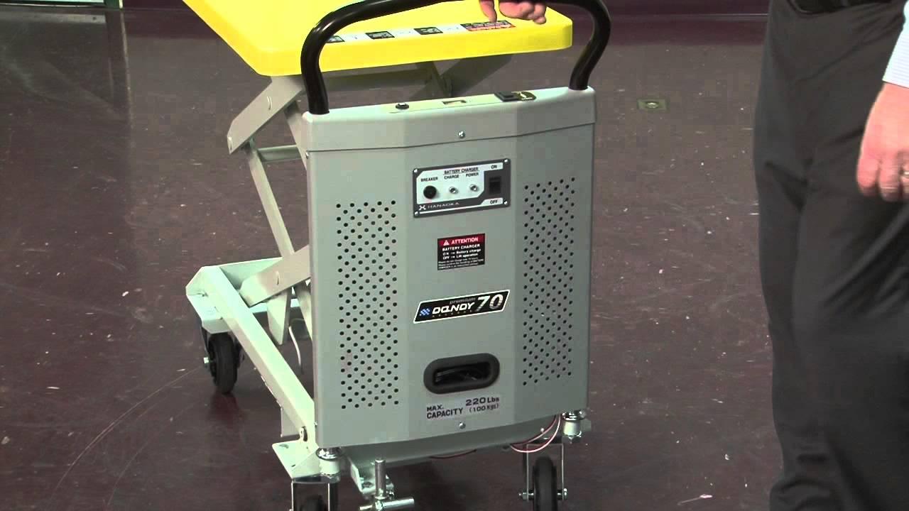 Portable Lift Table - Mobile Lift Table – Lift Cart
