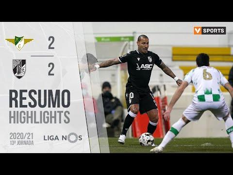 Moreirense Guimaraes Goals And Highlights
