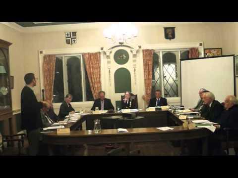 Shaftesbury Full Council 25 11 2014
