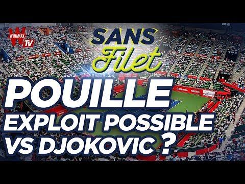 🎾 Tennis Tokyo : Le choc Pouille / Djokovic !