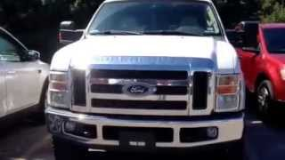 2008 Ford F-350 | Used 4x4 Diesel Pickup-Truck For Sale | Marshall Ford O